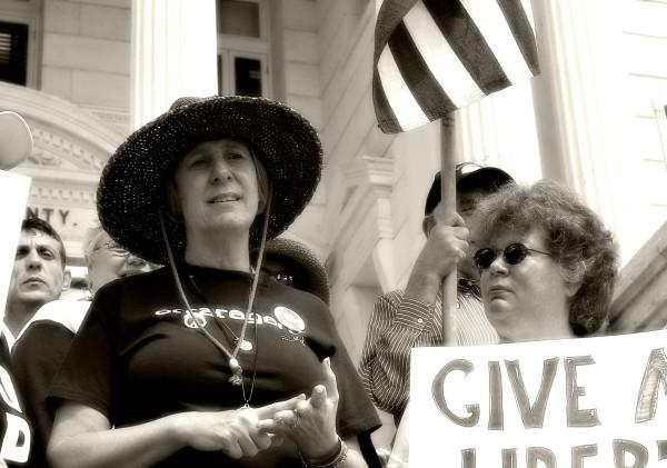 Cindy Sheehan, Waco Texas